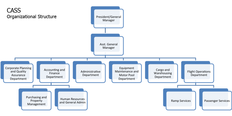 CASS Organizational Structure